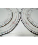 Noritake Rothschild ~ 8 Piece setting for two ~ Dinr, Salad, Side & Sauc... - $19.99