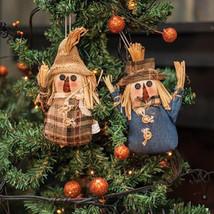 Scarecrow Ornaments 2 asst. - $43.73