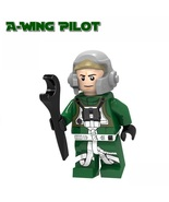 A-WING PILOT Star Wars Minifigures Custom Lego - $3.09