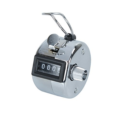 Primary image for Cosco Hand Tally Counter, 1-9999 (065118)