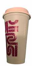 2020 Starbucks Holiday Color-Change Candy Canes Reusable Hot Cup Single - $12.00