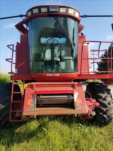 2002 Case 2366 Combine For Sale In Franklin, NE 68939