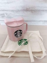 Starbucks Japan Holiday Mug 2020 Maglibon Lid 355 ml - $69.30