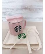 Starbucks Japan Holiday Mug 2020 Maglibon Lid 355 ml - $69.30