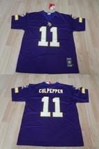 Youth Minnesota Vikings Daunte Culpepper L (14/16) NWT Jersey (Purple) NFL Playe - $14.01