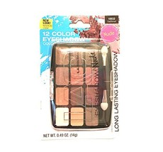 L.A. Colors 12 Color Eyeshadow Palette, Traditional - $10.85