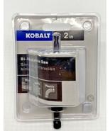Kobalt 2-in Bi-Metal Hole Saw - $17.81