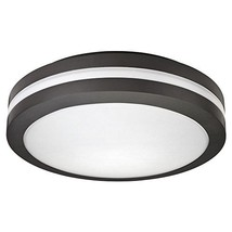 Lithonia Lighting Cast OLCFM 15 DDB Ceiling Flush Mount Outdoor LED Decorative L - $103.47