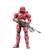 McFarlane Toys Halo 4 Series 1 - Red Spartan Soldier with Sniper Rifle A... - $39.55