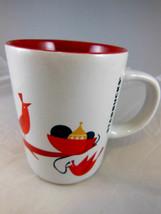 Starbucks Christmas Coffee tea Cup Mug with Red Birds 9 oz. - $6.67