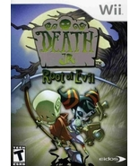Death Jr: Root of Evil - Nintendo Wii - $28.99