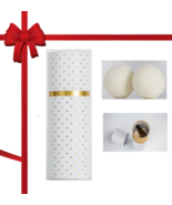 Essential Oil Dryer Balls - 3 Wool Balls - Gift Set - Fabric Softener - New - $19.79+