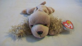 Spunky the Cocker Spaniel Dog Ty Beanie Baby DOB January 14, 1997 - $6.92