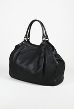 Gucci Large Pebbled Leather Shoulder Bag - $735.00