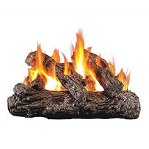 Peterson Real Fyre 24-inch Rustic Oak Gas Logs Only No Burner - $194.16