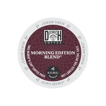 Diedrich Morning Edition Blend Coffee, 72 count Keurig K cups, FREE SHIPPING  - $48.61