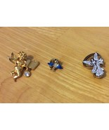 Angels and Bird Pins - $5.89