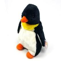 "TY Beanie Buddy Waddle the Penguin 10"" Stuffed Animal Plush  - $15.84"