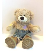 Build a Bear BAB Teddy Patches With Outfit Corduroy Champ Stuffed Animal... - $21.37