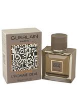 L`homme Ideal by Guerlain Eau De Parfum  1.6 oz, Men - $61.09