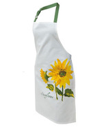 Sunflower, Helianthus Annuus,  Apron by Boston International - $20.76