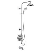 Delta Cassidy: Traditional Monitor 17 Series Valve Trim with 3-Setting Integrate - $385.70