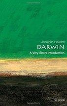 Darwin: A Very Short Introduction [Paperback] Howard, Jonathan image 1