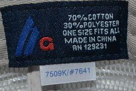 Mega Cap 7641 Grey Mesh Back Black Twill Front Trucker Hat image 7