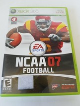 NCAA Football 07 Microsoft Xbox 360 2006 - $9.69