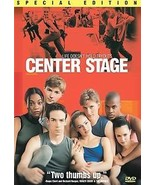 BRAND NEW FACTORY SEALED DVD Center Stage (Special Edition) DVD - $14.84