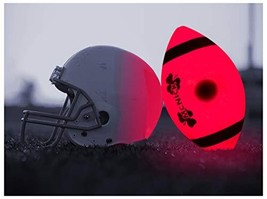 MCNICK & COMPANY LED Glow in The Dark Youth Football - 100 Hour Battery ... - $31.57