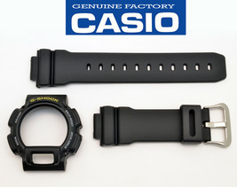 Casio G-Shock DW-9052-1B DW-9050 DW-9051BLACK watch band & bezel case co... - $39.85