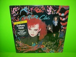 Culture Club SEALED Waking Up With The House On Fire Vinyl LP Record Boy... - $29.41