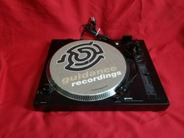 GEMINI XL-DD50 II DJ Turntable Record Player missing counterweight works... - $133.65