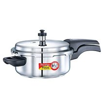 Prestige Pressure Cooker, 3 LT, Silver - $91.00