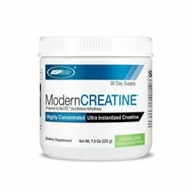 USP Labs | Modern CREATINE | Ultra Concentrated | Lemon Lime | 30-Day Su... - $19.75