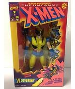 Marvel the Uncanny X-men 10 Inch Wolverine Deluxe Action Figure Toy Biz ... - $77.02