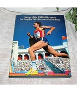 GAMES OF THE XXIIIrd OLYMPIAD LOS ANGELES OLYMPICS 1984 COMMEMORATIVE BO... - $15.99