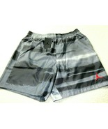 Nike Air Jordan Mens Legacy AJ11 Athletic Basketball Shorts Grey Size XL... - $39.99
