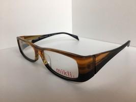 New Mikli by ALAIN MIKLI ML 1029 0003 Amber Women's Eyeglasses Frame - $94.99