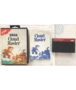 ☆ Cloud Master (Sega Master System 1989) Complete in Case Game Tested Wo... - $38.00