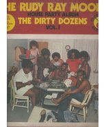 """Rudy Ray Moore """" Dolemite"""" House Party Album the Dirty Dozens Vol.1 X Ra... - $37.56"""