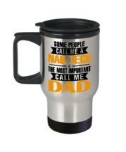Nail Tech Mug The Most Important Call Me Dad Coffee Mug Tea Cup 14oz - £14.50 GBP