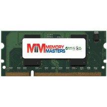 MemoryMasters 512MB 32Bit PC2-3200(400Mhz) 144pin 64x16 DDR2 SODIMM - $11.78