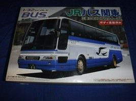Aoshima 1/32 JR BUS KANTO tourist bus series Brand new opened box - $296.99
