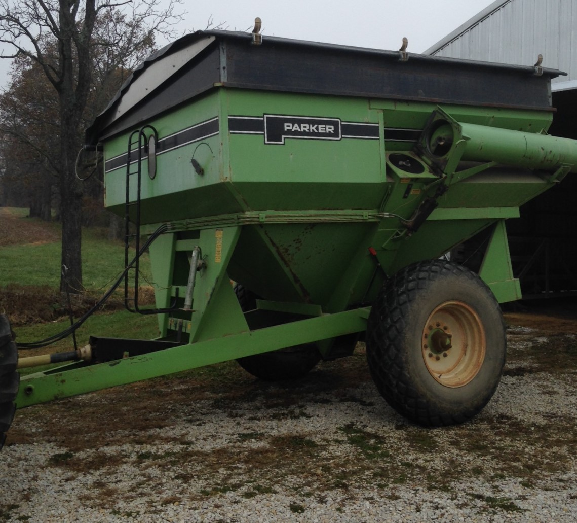 PARKER GRAIN CART For Sale In Hazleton, IN 47640