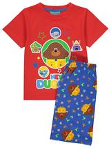 Hey Duggee Short Sleeve Pajamas Set - £17.23 GBP