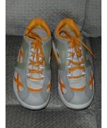 MBT 041 Sport Tennis Shoes Walking Fitness Toning Orange Rocking Athleti... - $49.99