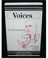 "THE JFK ASSASSINATION AUDIO TAPES ' ""VOICES"" Lee Harvey Oswald, Garrison... - $88.11"