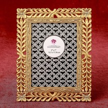Magnificent Gold Lattice 5 x 7 frame from gifts by fashioncraft  - $14.99